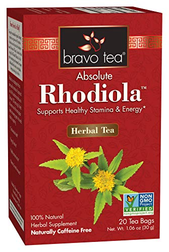 Bravo Tea - Absolute Rhodiola 20ct