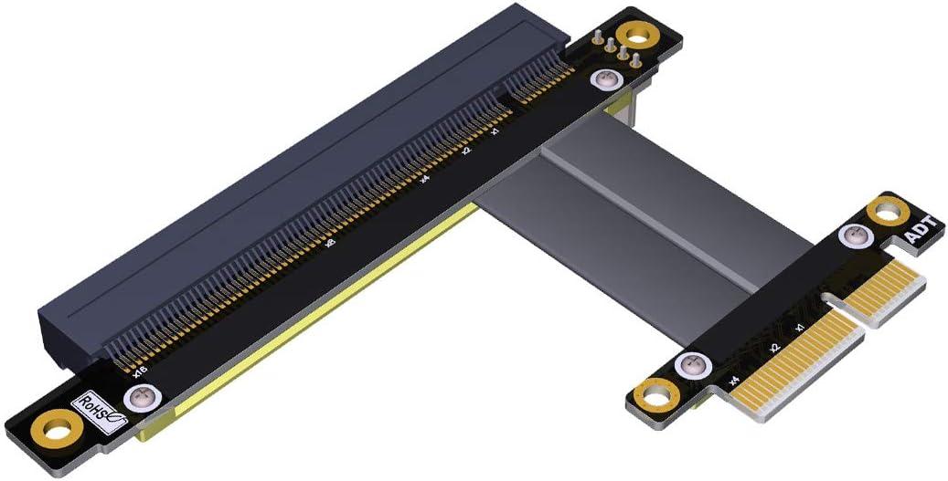 ADT-LINK PCI-E x4 x16 Extension Riser 16x GTX1080Ti 4X PCIe3.0 G List discount price