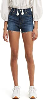 Women's High Rise Shorts