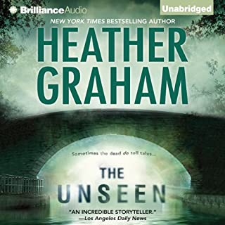 The Unseen                   By:                                                                                                                                 Heather Graham                               Narrated by:                                                                                                                                 Luke Daniels                      Length: 8 hrs and 47 mins     487 ratings     Overall 4.3
