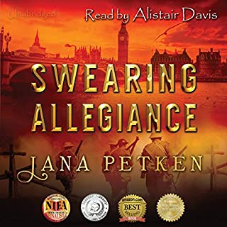 Swearing Allegiance cover art
