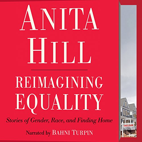 Reimagining Equality audiobook cover art