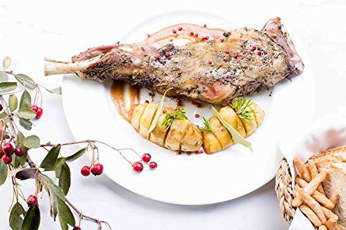 Paletilla de cordero asada CORSEVILLA. Lista para calentar y comer. 800 gr. aprox.