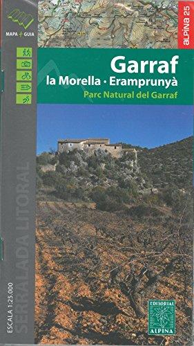 GARRAF- LA MORELLA, ERAMPRUNYÀ (Editorial Alpina Alpina