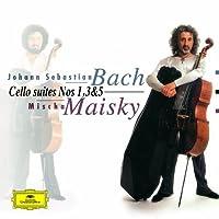 Bach by Mischa Maisky (2011-05-11)