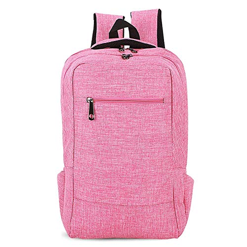 LICHONGGUI For 15.6 Pulgadas y Debajo de Macbook, Samsung, Lenovo, Sony, DELL Alienware, CHUWI, ASUS, HP (Color : Magenta)