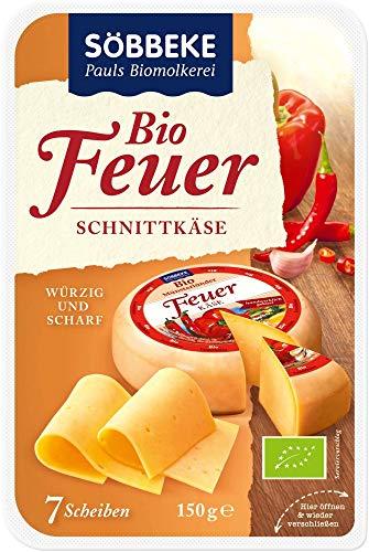 Söbbeke Bio Bio Feuerkäse in Scheiben (6 x 150 gr)