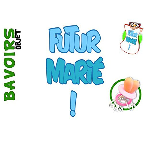 Cadoon's - Bavoir Futur Marie
