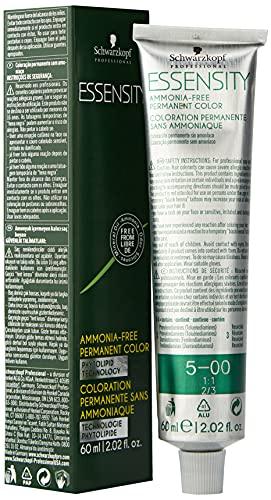 Schwarzkopf Professional Essensity Permanent Color Ammonia Free 5-00 - 66 ml