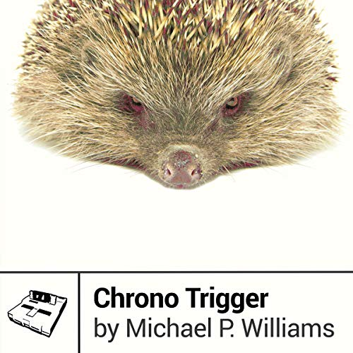 Chrono Trigger audiobook cover art