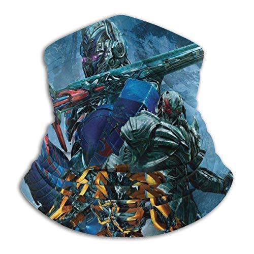 Hummel und Optimus Prime (2) Ne Wärmer Schal Weich Unisex Winddicht Sport Wander Kopftuch Neuheit Stirnband Sonne UV Staub Windschutz