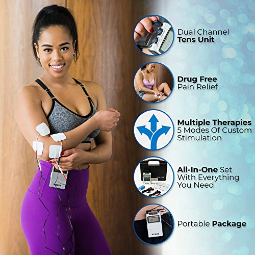 how to use a tens unit for sciatica