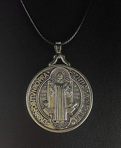 Anhänger Medaille von San Benito (St. Benedikt)
