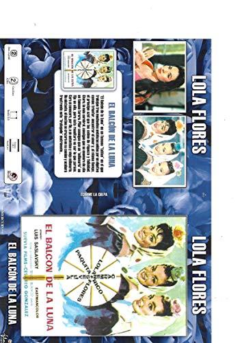 El BALCON DE LA Luna [DVD]