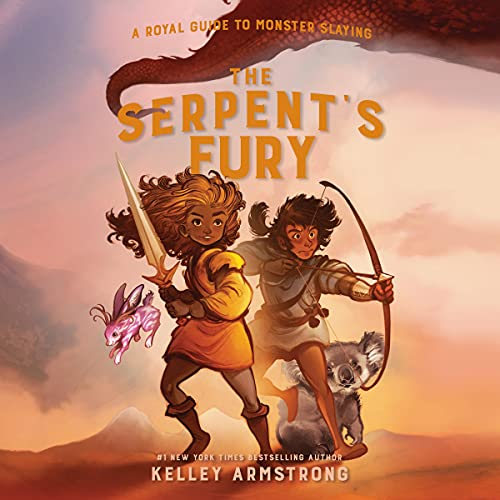 The Serpent's Fury cover art