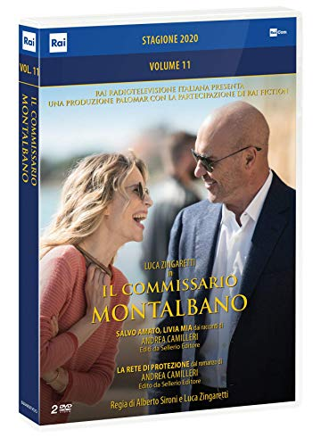 Il Comm.Montalbano Vol.11 ( Box 2 Dv)