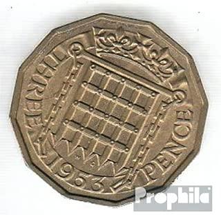 1953 3 pence