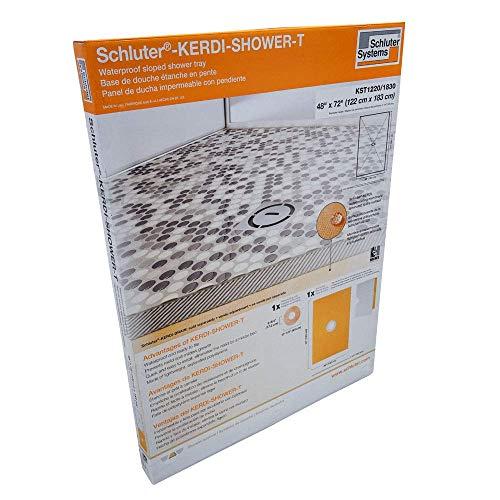 shower base 48x60 - 2
