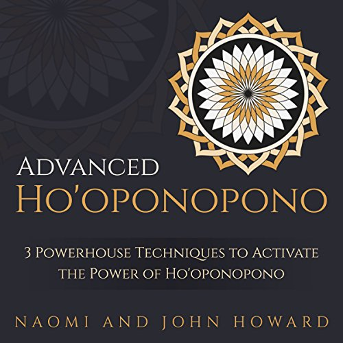 Advanced Ho'oponopono audiobook cover art