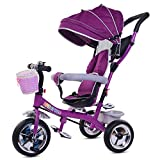 Best Tricycles - 3 Wheel Toddler Trike Tricycle,4 in 1 Kids Review