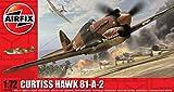 Airfix - A01003 - Maquette - Curtis Hawk 81-A-2