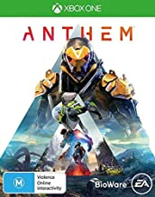 Anthem Xbox One from Electronic Arts