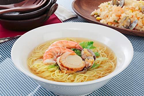 2位:香川県共栄食糧『小豆島オリーブラーメン塩スープ』