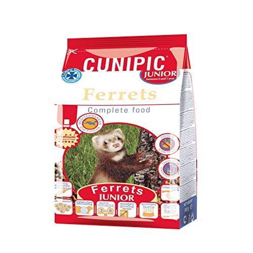 CUNIPIC Alimento para Hurón Baby - 2000 gr, Negro