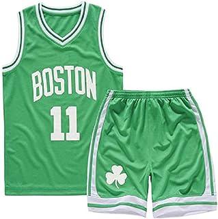 Boys Summer Basketball Jersey Short Sleeves T-Shirt + Short Pants Clothes Outfit Set