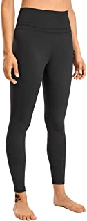 AGUTIUN High Waisted Workout Leggings for Women - Tummy Control Yoga Pants 4 Way Stretch Seamless Capri Leggings