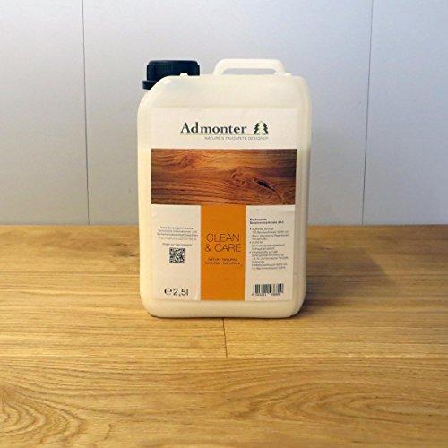 Admonter Parkettpflegemittel Clean & Care natur 2,5 L