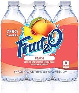 2 peach water