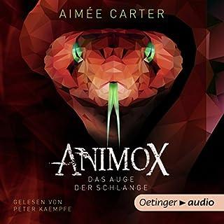 Animox: Das Auge der Schlange Titelbild