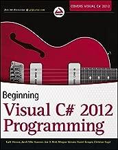Beginning Visual C# 2012 Programming by Karli Watson Jacob Vibe Hammer Jon D. Reid Morgan Skinner Daniel Kemper Christian Nagel(2012-12-17)