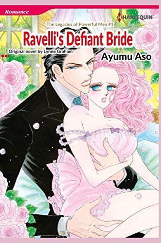 ravelli's defiant bride: MANGA Notebook