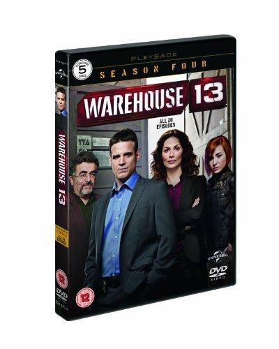 Warehouse 13 - Series 4