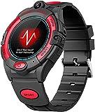 PKLG Smart Watch Boy IP67 Impermeable 4G GPS Frecuencia Cardíaca...