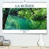 La bueges - aux sources des couleurs (premium, hochwertiger din a2 wandkalender 2021, kunstdruck in: Balade onirique le long de la Buèges dans l'Hérault (Calendrier mensuel, 14 Pages)