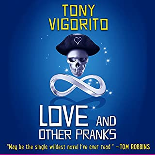 Love and Other Pranks audiobook cover art
