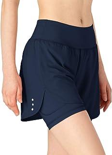 Damen Herren Funktionshose kurz Running Sporthose Laufhose Trainingshose Fitness