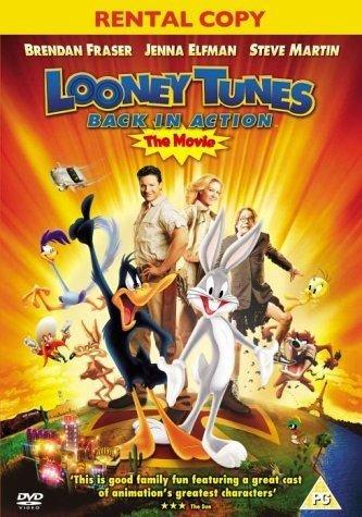 Looney Tunes: Back In Action - The Movie [Edizione: Regno Unito]