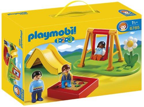 PLAYMOBIL 1.2.3: Parque Infantil  6785