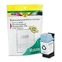 Nukote ブラックインクカートリッジ - インクジェット - ブラック
