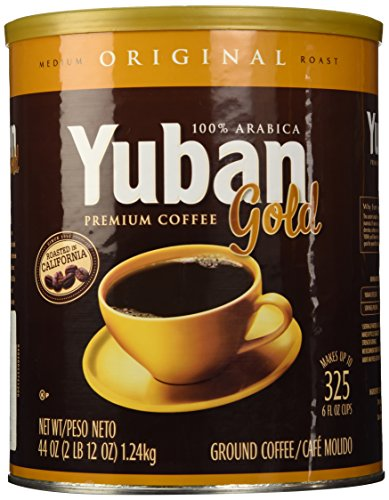 Yuban Original Medium Roast Premium Ground Coffee 44oz (Packaging may vary)