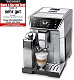 De'Longhi PrimaDonna Class ECAM 556.75.MS – Kaffeevollautomat mit integriertem Milchsystem, 3,5''...