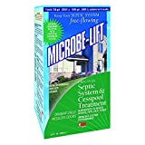MICROBE-LIFT Natural Septic Tank Treatment - Liquid, Bio-Friendly Bacteria, Septic Safe Dr...