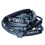 Pro Wakesurf Rope - 24' 3 Section 3/4' Line