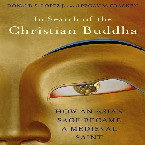 Page de couverture de In Search of the Christian Buddha
