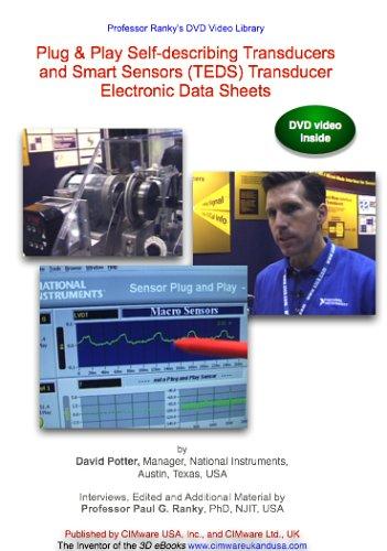 Plug & Play Self-describing Transducers and Smart Sensors (TEDS) Transducer Electronic Data Sheets