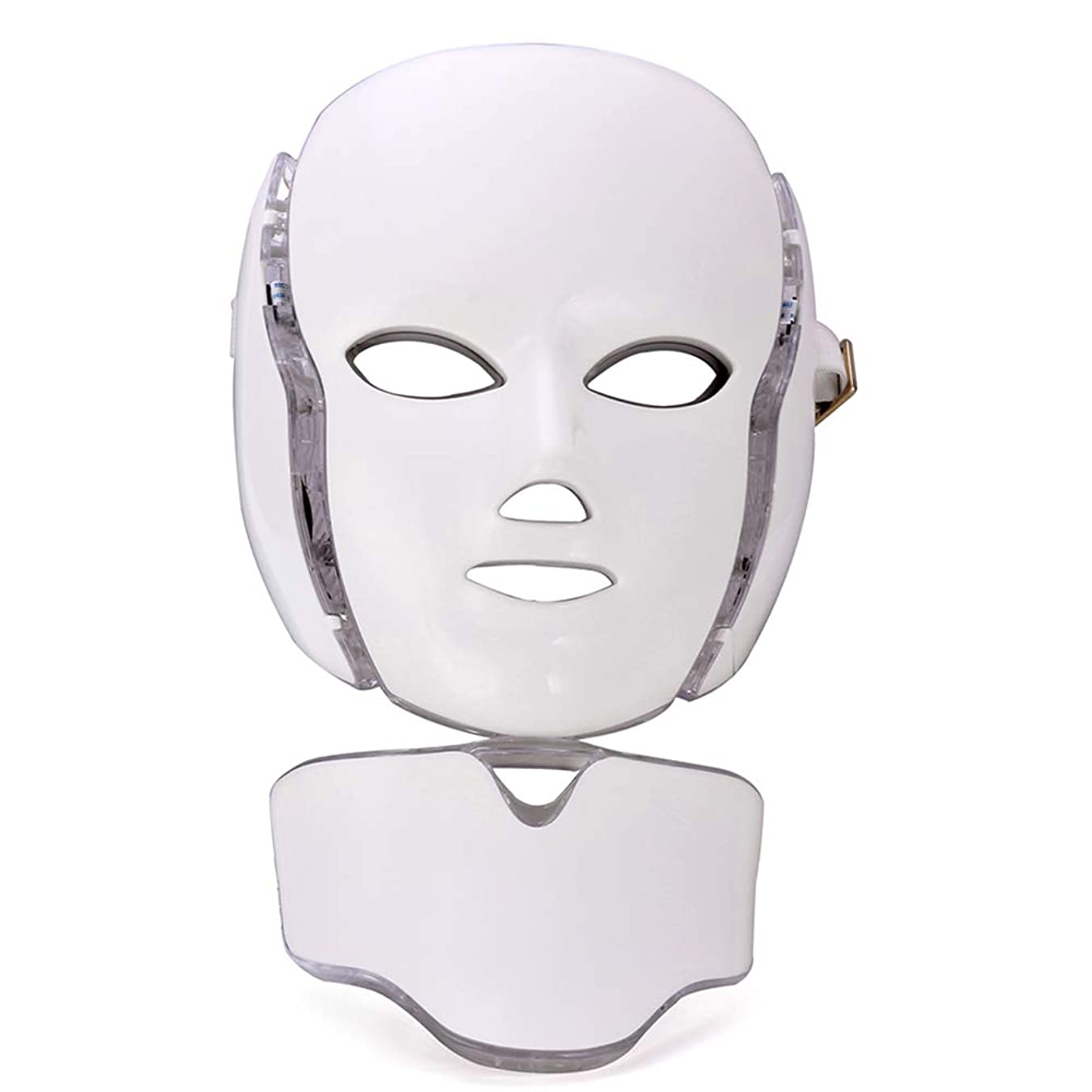 食い違い実験をする減少LED フェイスマスク、顔の美しさスキンケアマスク光子療法のための皮膚若返り抗老化しわにきび健康肌若返りコラーゲン